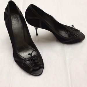 Black Givenchy Heels